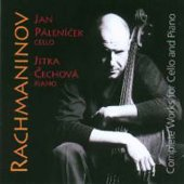 Complete Works for Cello and Piano (Jan P�len��ek, Jitka �echov�)