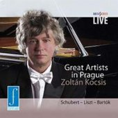Great Artists in Prague - Kocsis Zoltán - piano