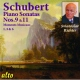 Schubert, Franck Piano Sonatas No.9 & 11