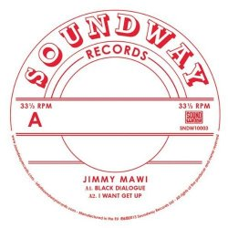 "Jimmy Mawi -10""- (12in)"