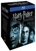 Harry Potter roky 1-7b. (11Blu-ray)