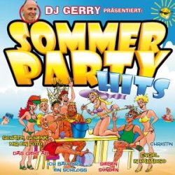 Dj Gerry Pras. Sommer Party Hits