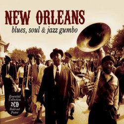 New Orleans-blues, Soul & Jazz Gumbo