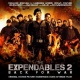Soundtrack CD The Expendables 2 (brian Tyler)