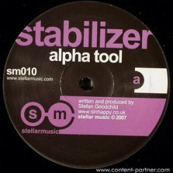 Alpha Tool (12in)