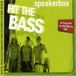 Hit The Bass -pd- (12in)