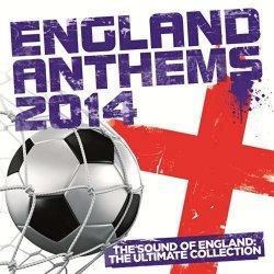 England Anthems 2014