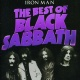 Black Sabbath CD Iron Man - The Best Of