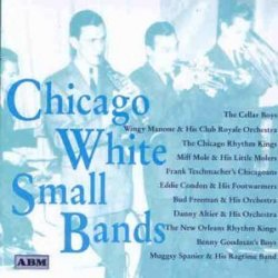 Chicago: White Small Band