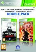 Splinter Cell 4: Double Agent + Rainbow Six: Vegas