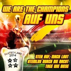 We Are The Champions-auf