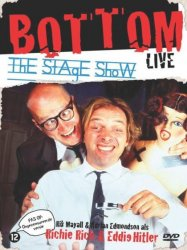 Bottom Live-the Stage Show /pal/all Regions =rik Mayall & Adrian Edmondson