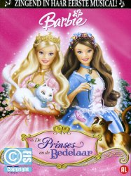 Barbie Als De Prinses En De Bedelaar // Pal/region 2