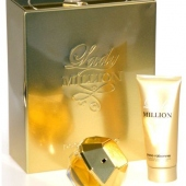 Paco Rabanne: Lady Million - kolekce 80ml (žena)