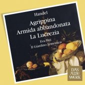 Hadel: Arias & Recitals From Agrippina, Armida & Lucrezia (daw)
