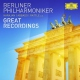 Berliner Philharmoniker Great Recordings