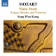 Mozart, W.a. CD Piano Music