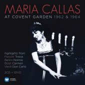 At Covent Garden 1962 & 1964 (2cd+dvd)