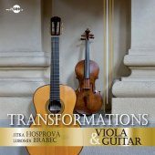 Hosprova/brabec/transformations (viola a Guitar)
