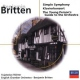 Britten, Benjamin Simple Symphony