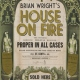 Wright, Brian House On Fire