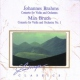 Brahms, J. CD Conerto For Violin and