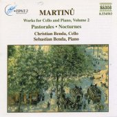 Works For Cello & Piano 2