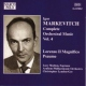 Markevitch, Igor Complete Orchestral Music