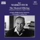 Markevitch, Igor Musical Offering