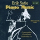 Satie, E. Piano Music