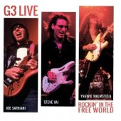 G3 Live: Rockin´in the..