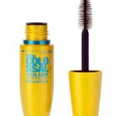 Maybelline: Mascara Colossal Volum Waterproof  /Black/ - Řasenka 10ml (žena)