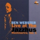 Webster, Ben Live At the Jazzhus 1