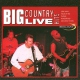 Big Country CD Live Hits