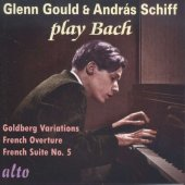 Goldberg Variations/french Suite No 5