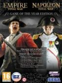 Empire + Napoleon : Total War CZ (Game of the Year)