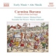 Anonymous CD Carmina Burana