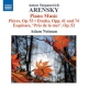 Arensky, A. Piano Music Op.53 & 41