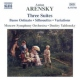 Arensky, A. Three Suites