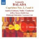Balada, L. Caprichos No.3 For Violin