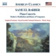 Barber, S. CD Piano Concerto