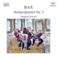 Bax, A. String Quartet No.3