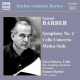 Barber, S. Symphony No.2/Cello Conce