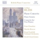 Bliss, A. Concerto For Piano & Orch
