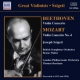 Beethoven / Mozart Great Violinists:Szigeti