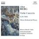 Berg, Andrea CD Violin Concerto/Lyric Sui