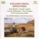 Cordell, F. CD English String Miniatures