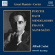 Cortot, Alfred Historical Recordings