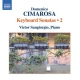 Cimarosa, D. Keyboard Sonatas Vol.2