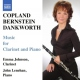 Copland / Bernstein Music For Clarinet & Pian